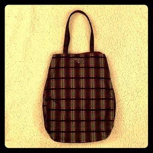 Authentic nylon Prada bag